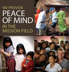 Peace of Mind Mission Trip Insurance