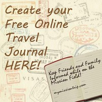 Online Travel Journals
