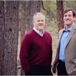 Craig Robinson and Mark Sneed