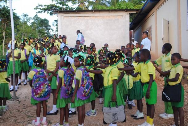 respect to haiti